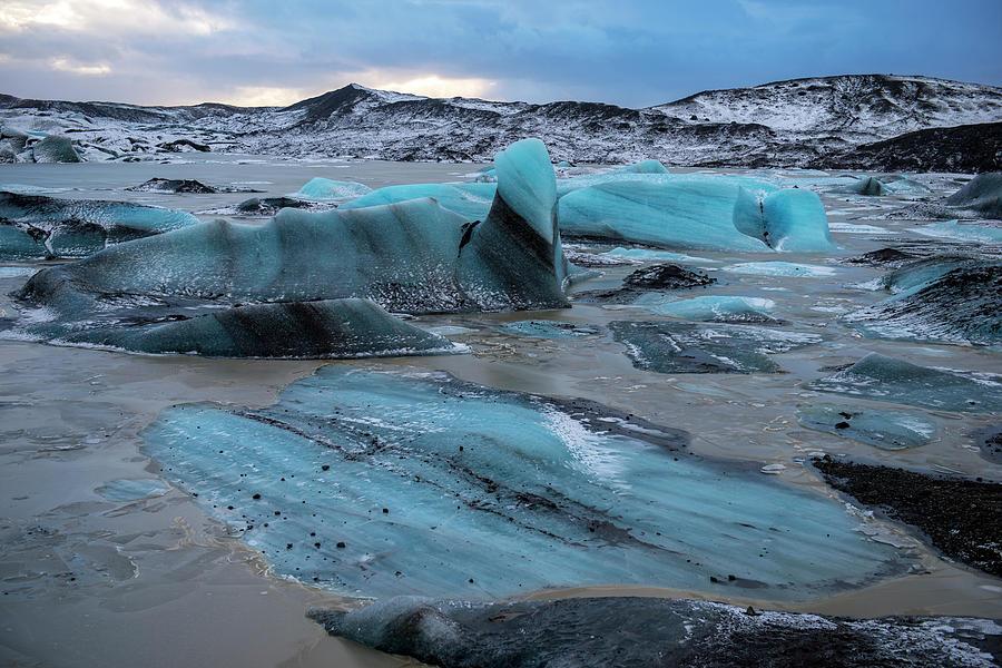 Vatnajokull Glacier 5 by Dubi Roman