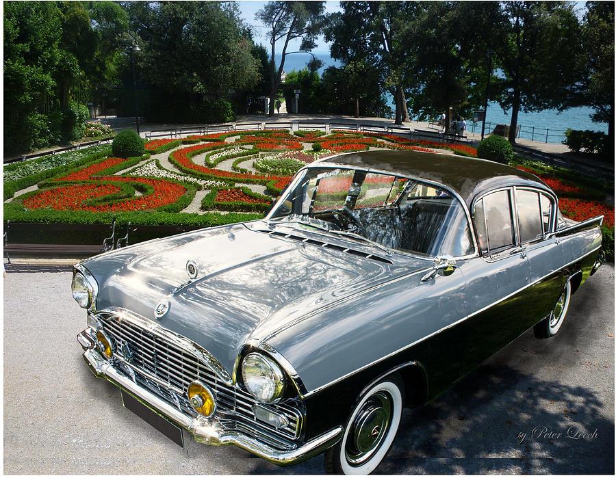 Vauxhall Cresta in Croatia by Peter Leech