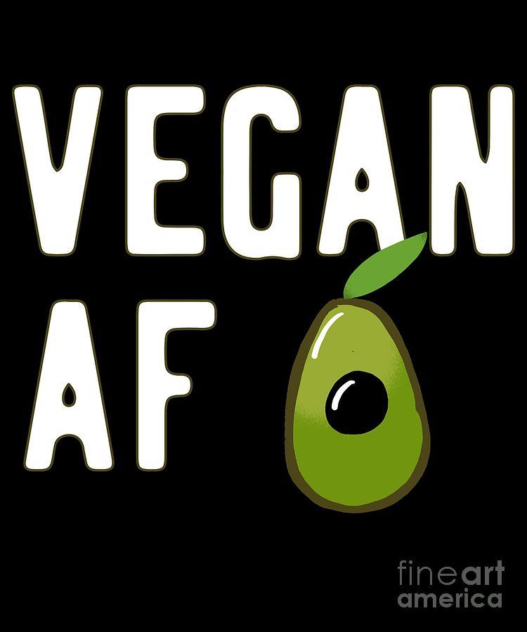 Vegan AF by Flippin Sweet Gear