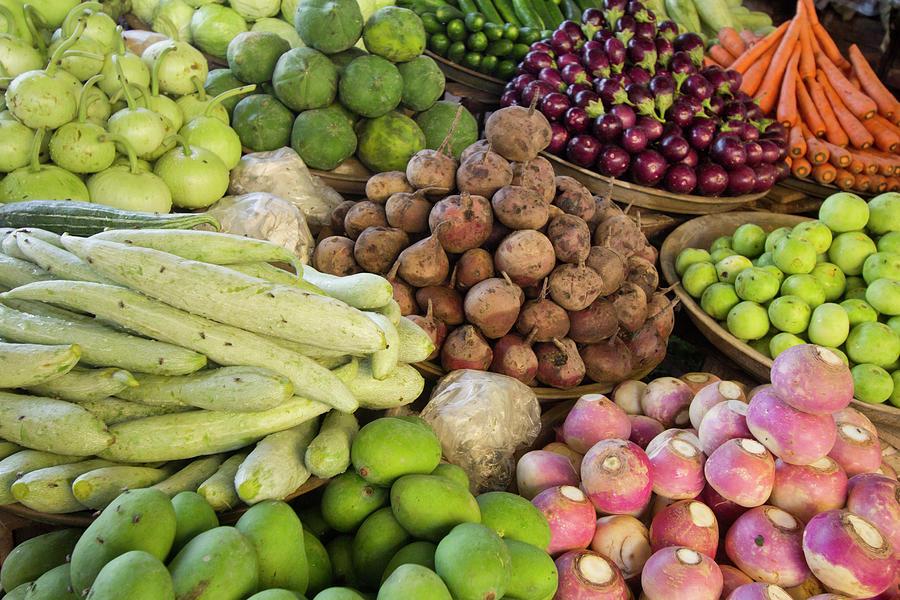 Vegetable Photograph by Aliraza Khatris Photography