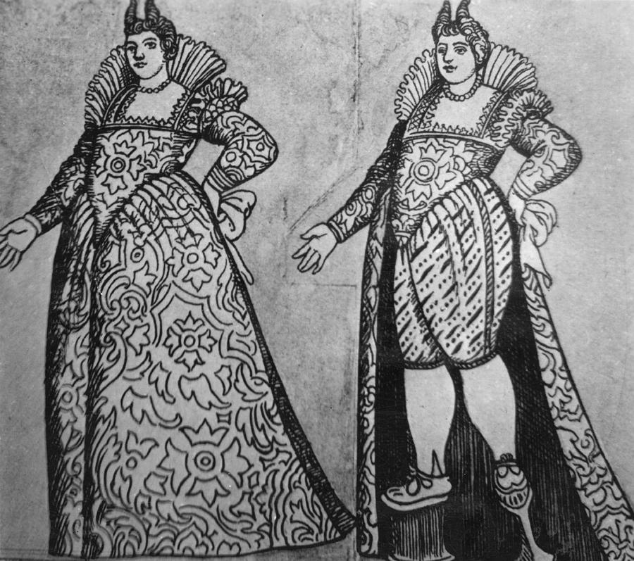 Venetian Fashion Photograph by Hulton Archive