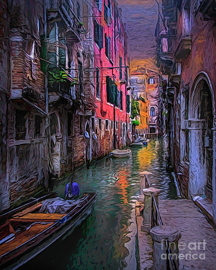 Venetian Twilight by Brian Tarr