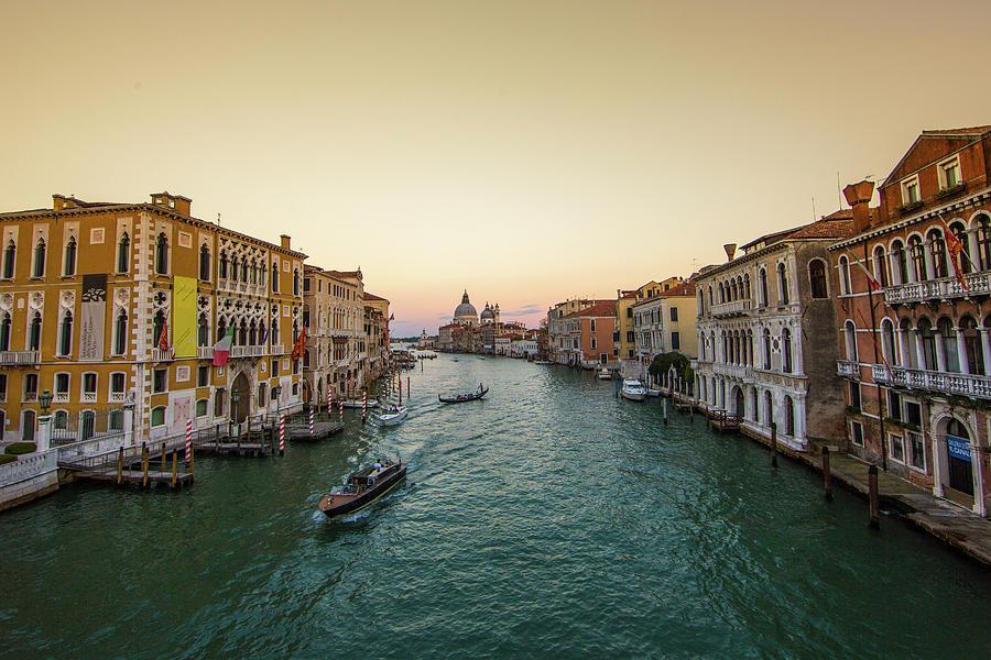 Venice a sera  by John Lattanzio