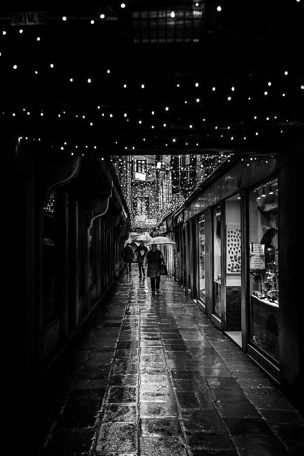 Venice After Dark by Georgia Fowler