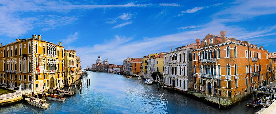 Venice Architecture by Carlene Smith