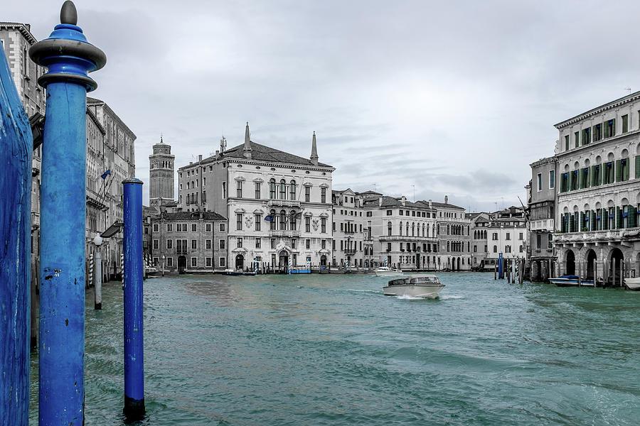 Venice Blue by Georgia Fowler