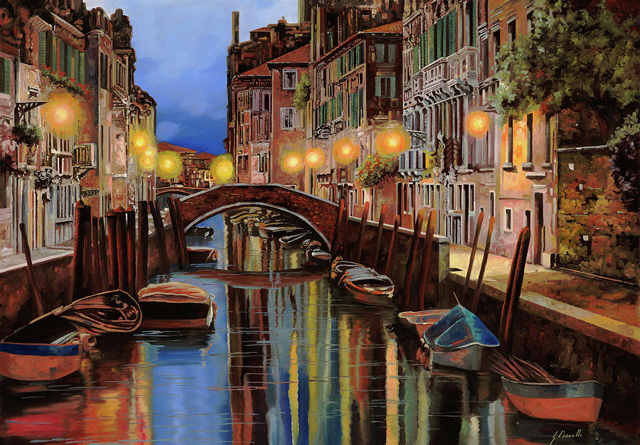 venice for DIANE Painting