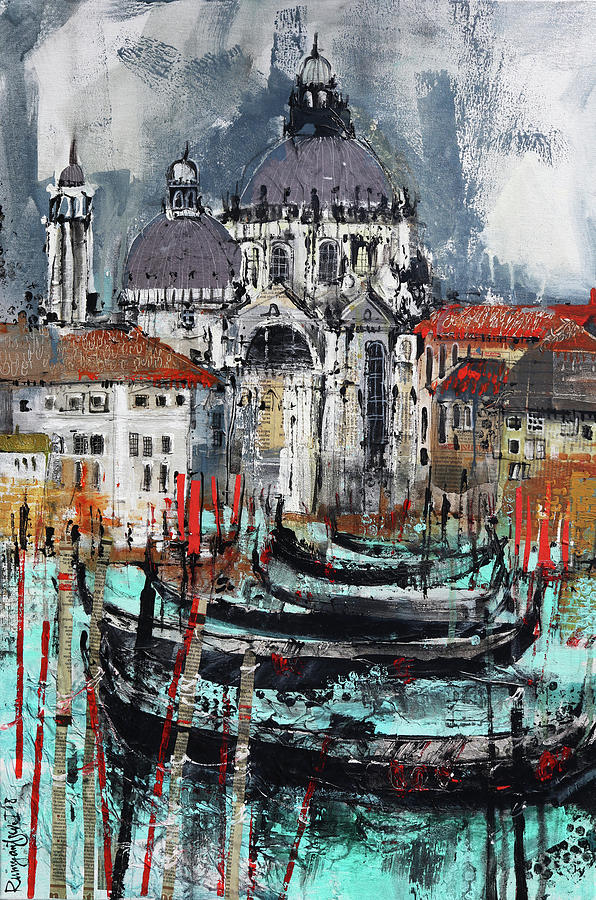 Venice by Irina Rumyantseva