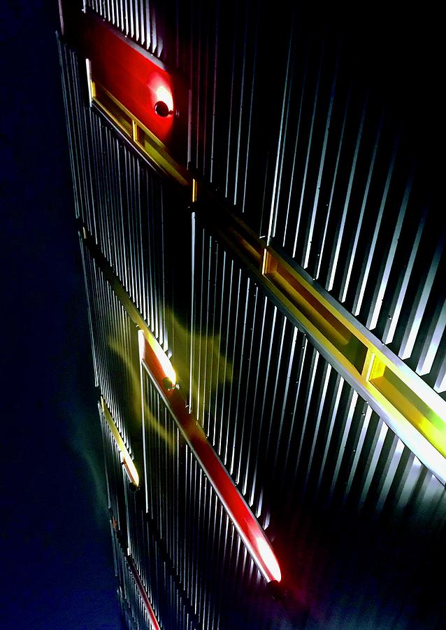 Abstract Photograph - Venue by Gillis Cone