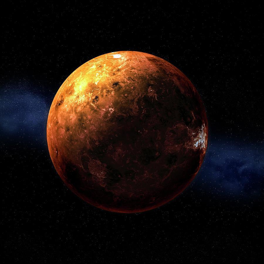 Venus, Artwork Digital Art by Andrzej Wojcicki