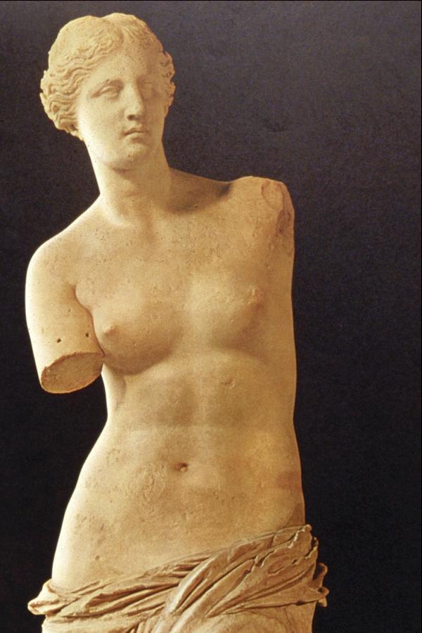 Venus De Milo Painting