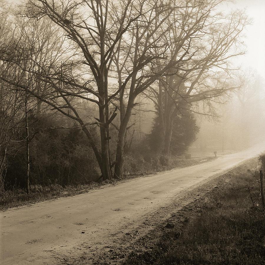 Dirt Road Photograph - Verasrd_09.01 by Michael Harrison
