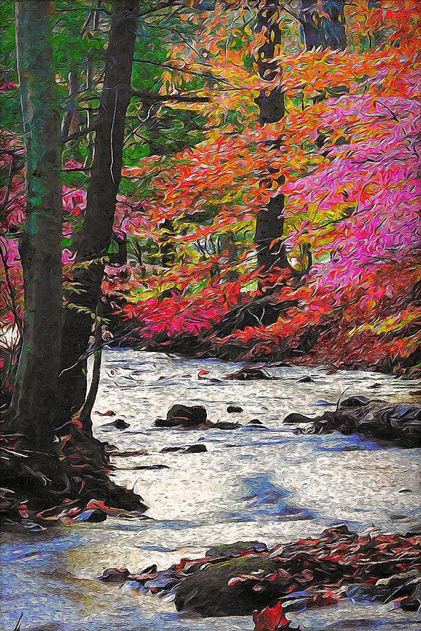 Vermont, Landscape - 04 by Andrea Mazzocchetti