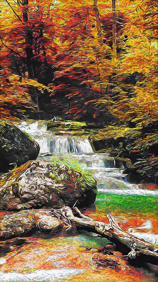 Vermont, Landscape - 05 by Andrea Mazzocchetti