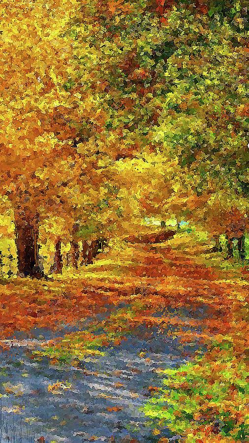 Vermont, Landscape - 07 by Andrea Mazzocchetti