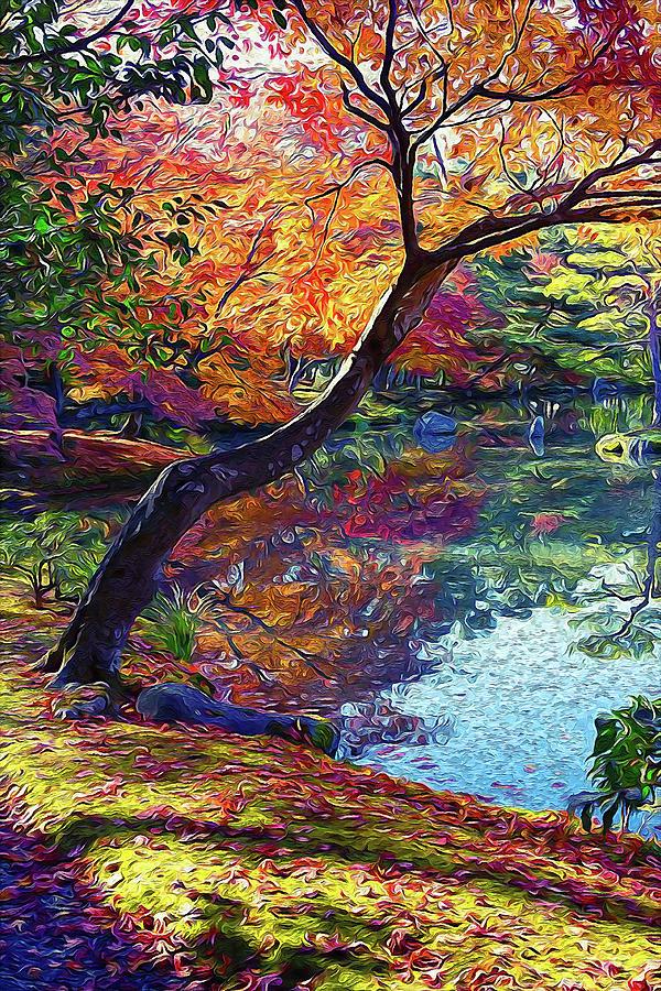 Vermont, Landscape - 08 by Andrea Mazzocchetti