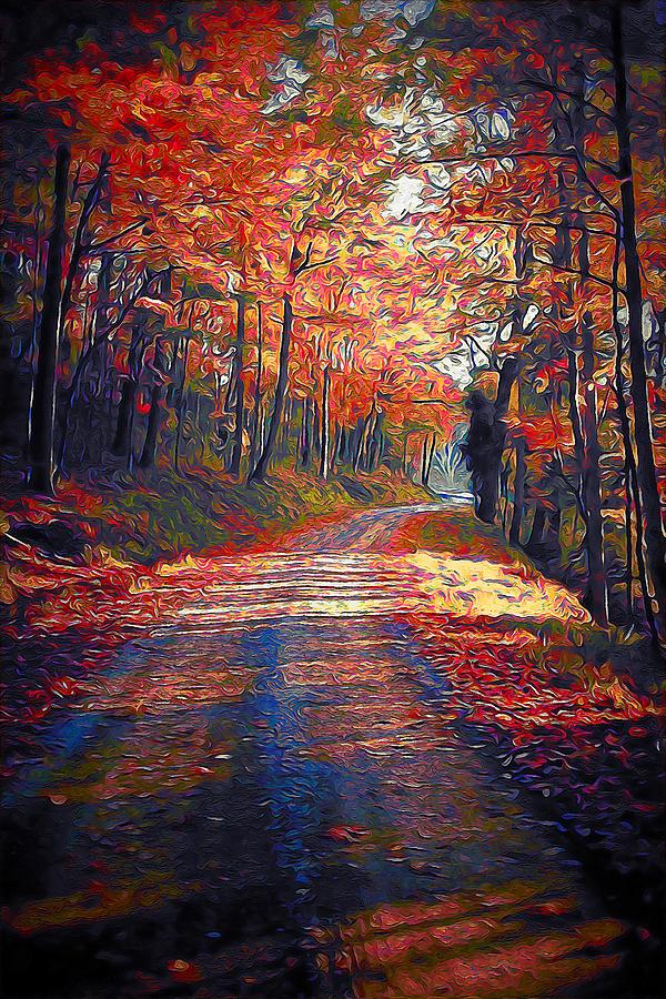 Vermont, Landscape - 10 by Andrea Mazzocchetti