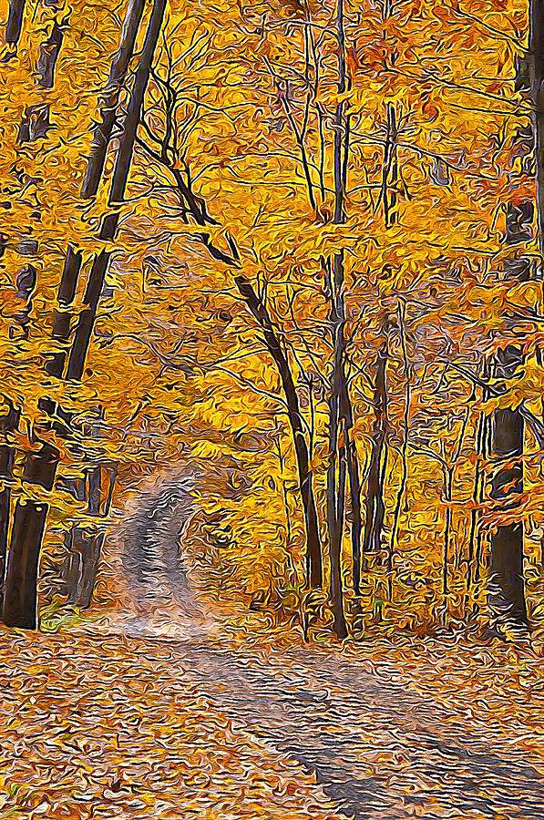 Vermont, Landscape - 12 by Andrea Mazzocchetti
