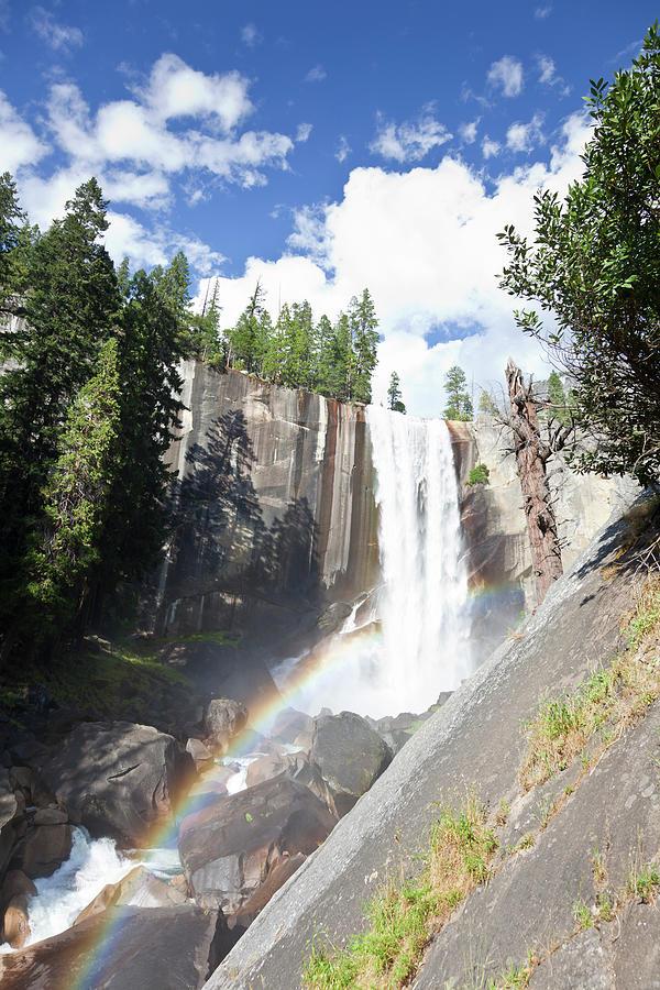 El Portal & Yosemite National Park ᛫ Peace Love Travel   Yosemite Vernal Falls Rainbow