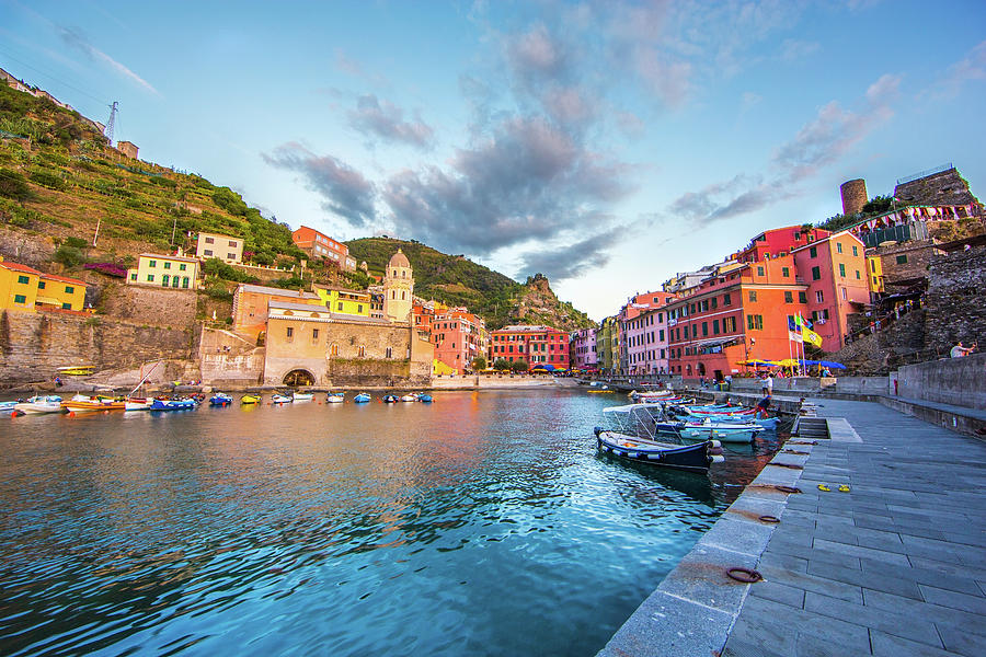Vernazza by John Lattanzio