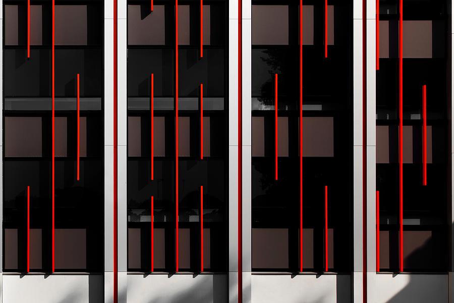 Architecture Photograph - Vertical by Jeroen Van De Wiel