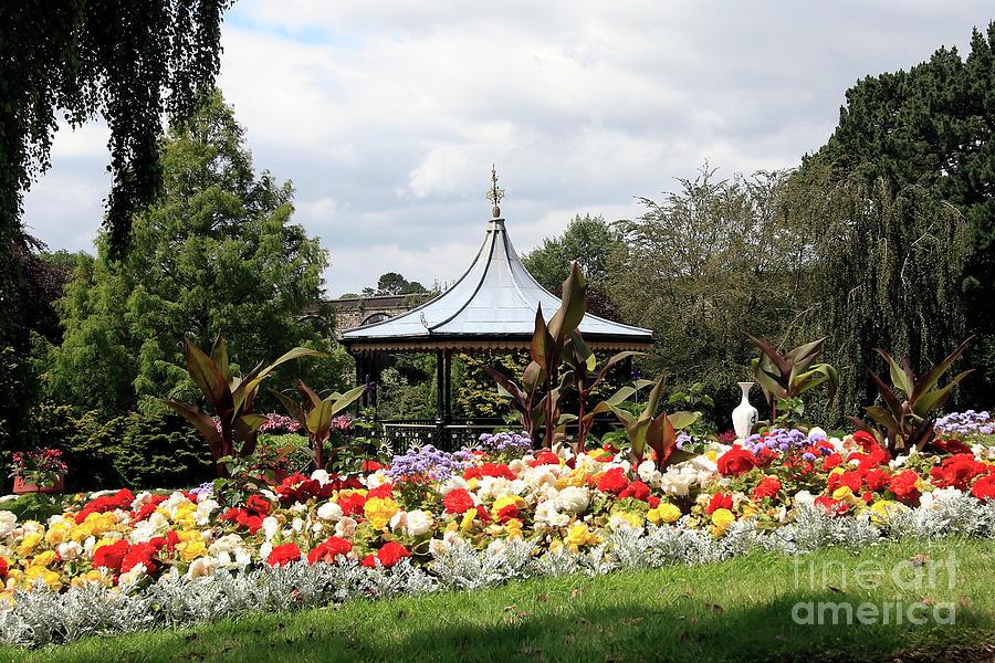 Victoria Gardens Truro Photograph