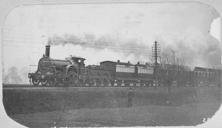 Victorian Express Photograph by Hulton Archive