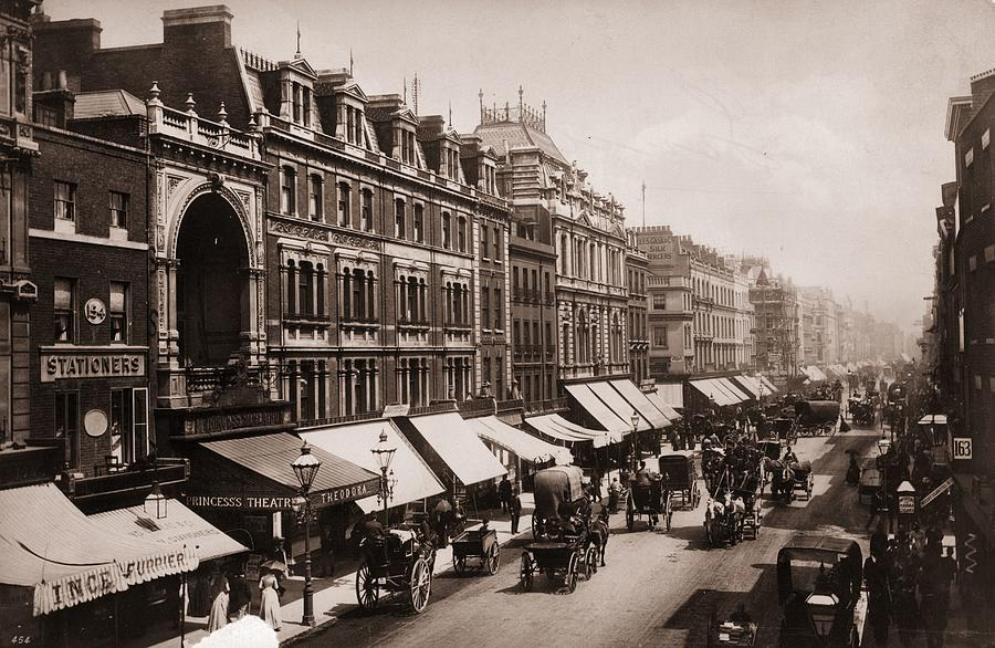 Victorian London Photograph by London Stereoscopic Company
