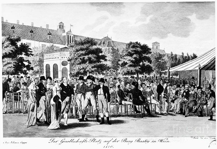Vienna, 1810 by Granger