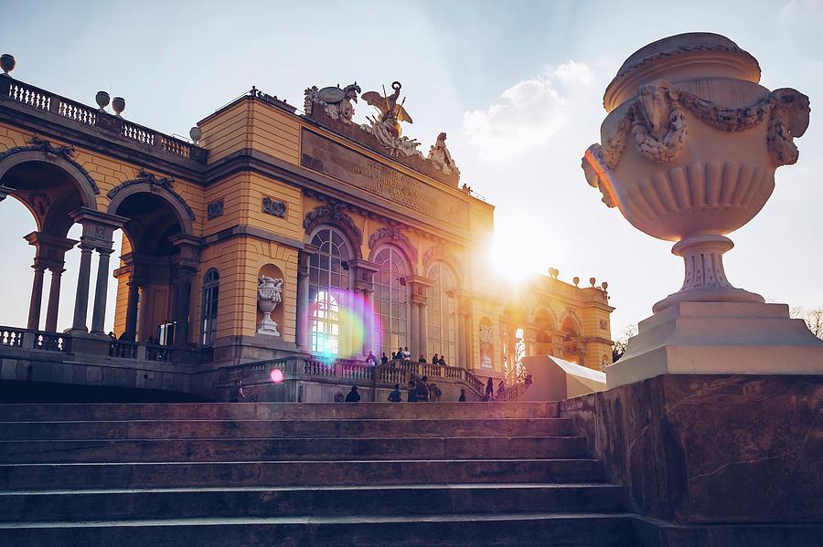 Vienna - Gloriette - Schonbrunn Palace by Alexander Voss