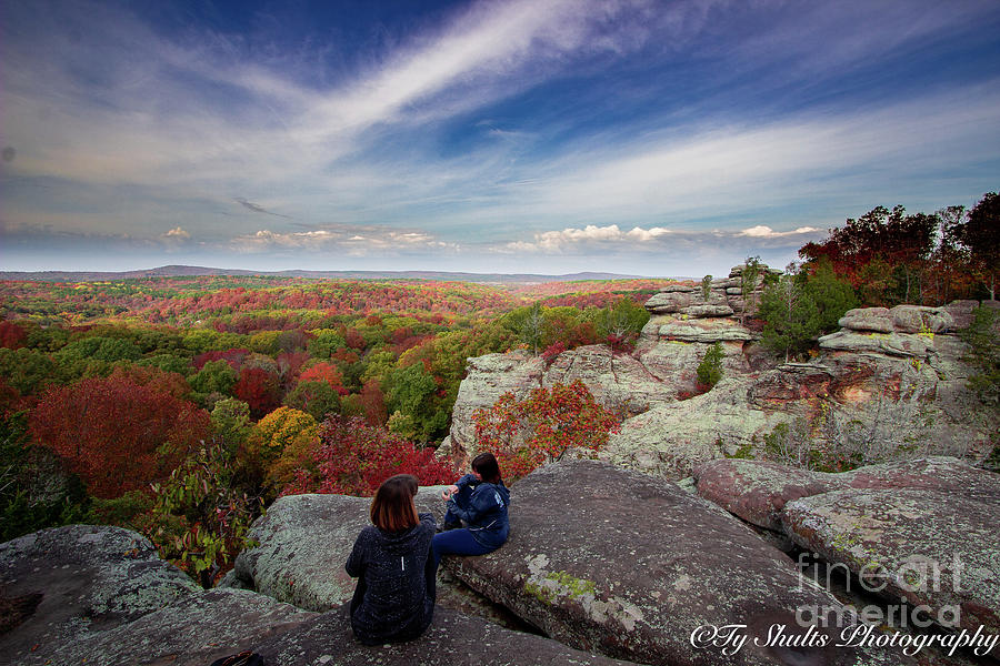 View from Above by Ty Shults