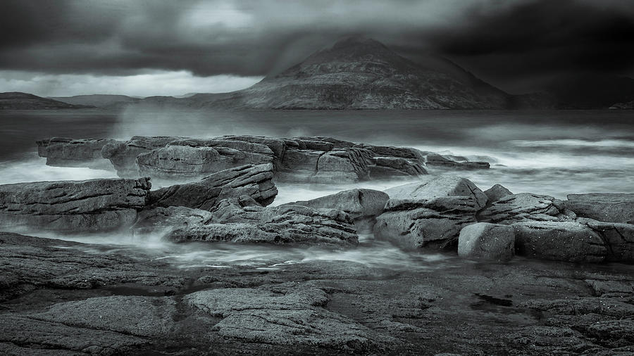 View From Elgol Photograph