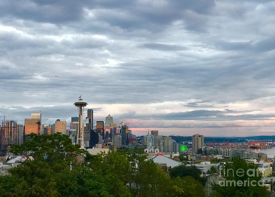 View from Queen Anne, by Suzanne Lorenz