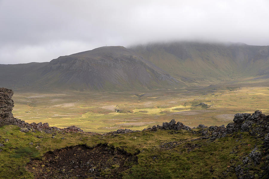 View from Saxholl crater by RicardMN Photography