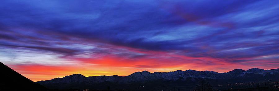 View Of City Photograph by Utah-based Photographer Ryan Houston