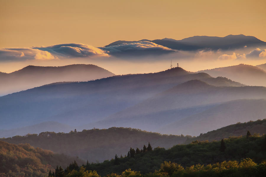 View Of Frying Pan Mountain Photograph by Fine Art Images By Rob Travis Photography