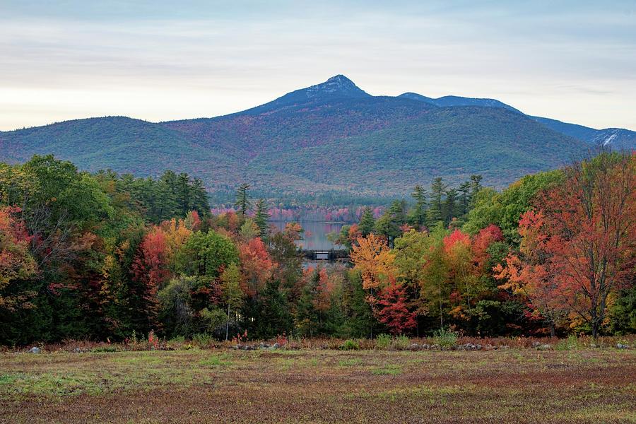 View of Mount and Lake Chocorua by Jeff Folger