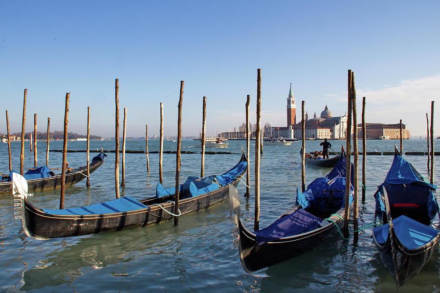 View Of San Giorgio Maggiore Island Photograph by Photos Girados
