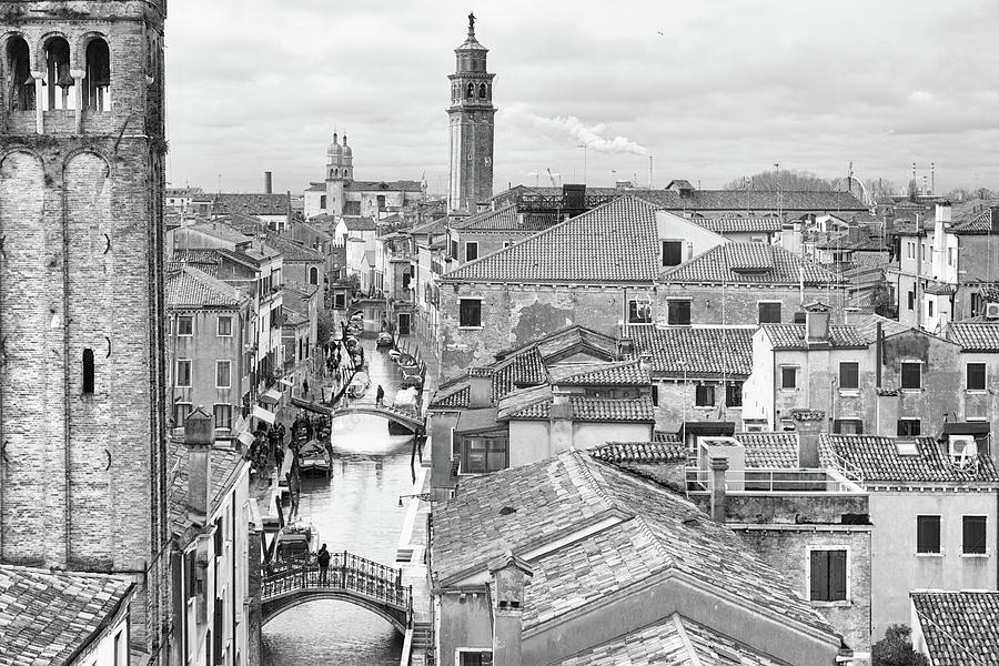 View Over Venice by Georgia Fowler