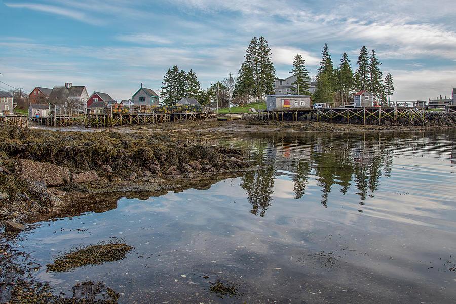Village Cove  by Tony Pushard