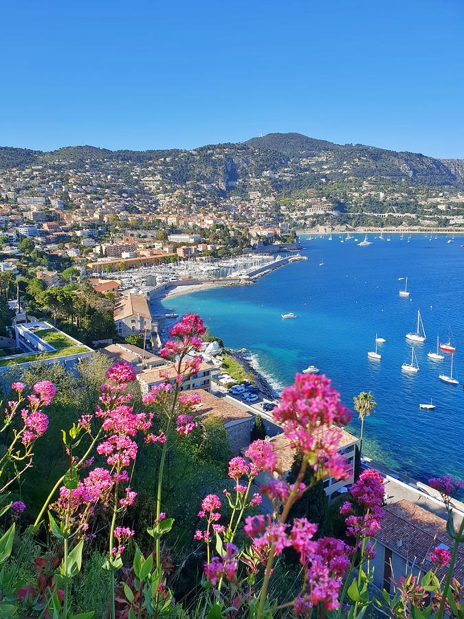 Villefranche Views II by Andrea Whitaker