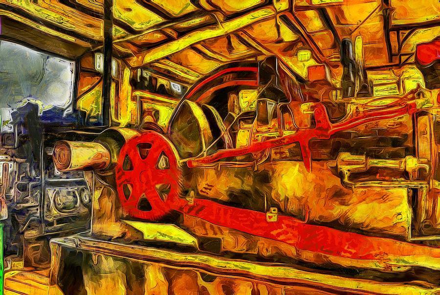 Vinnies Steam Machine by Thom Zehrfeld