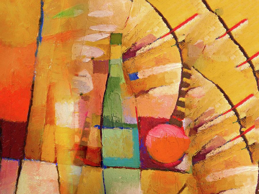 Vino Naranja by Lutz Baar