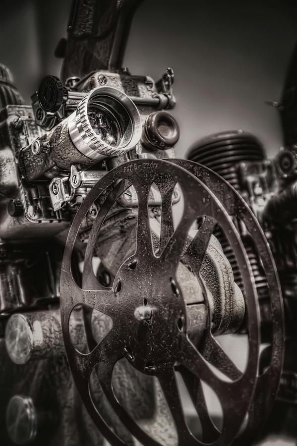 Vintage 16mm Photograph