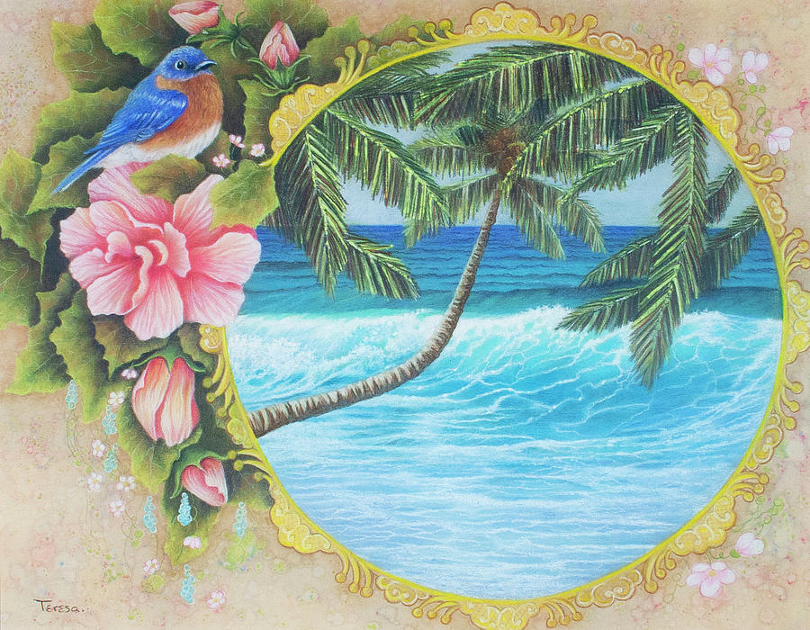 Vintage Aloha by Teresa Frazier