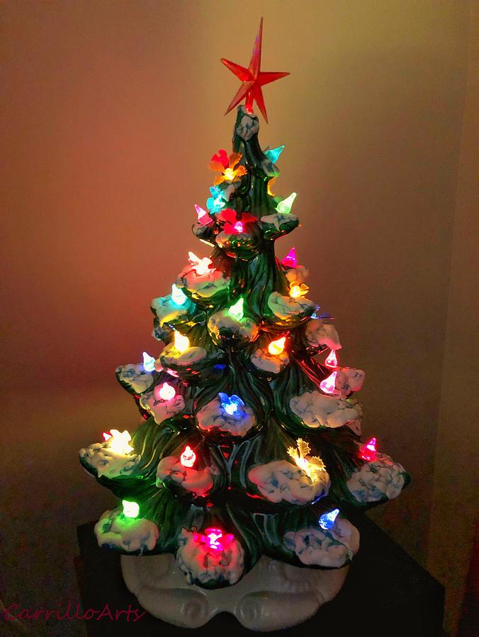 Vintage Christmas by Ruben Carrillo