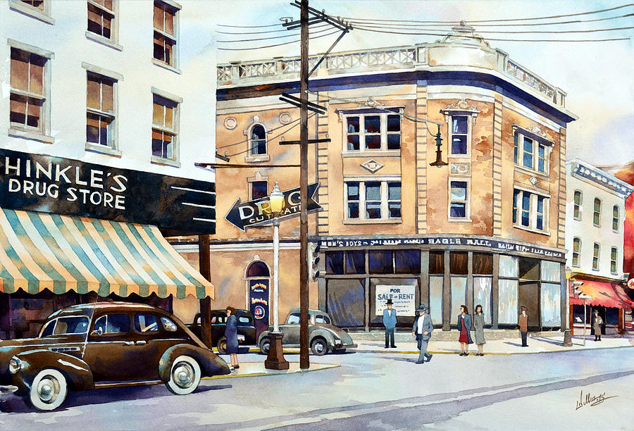 Vintage Color, Hinkle's by Mick Williams