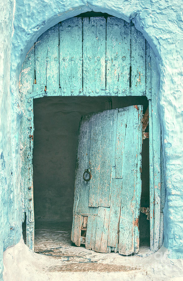 Doorway Photograph - Vintage Doorway by Phil Perkins