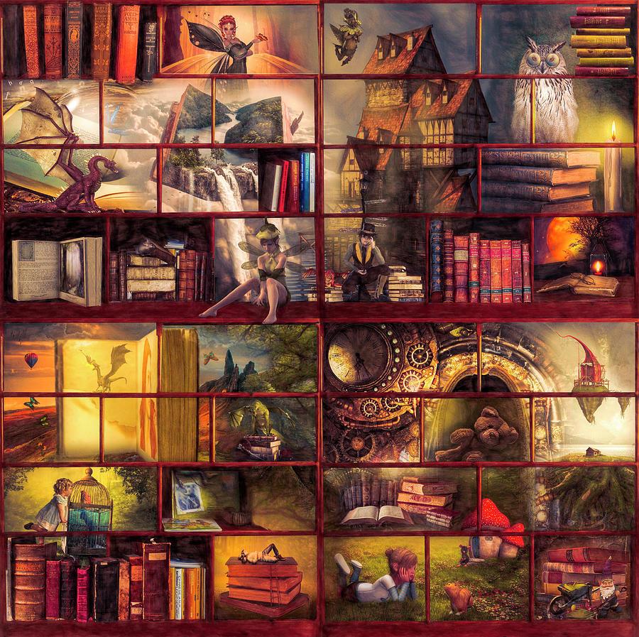 Vintage Fairytales by Debra and Dave Vanderlaan