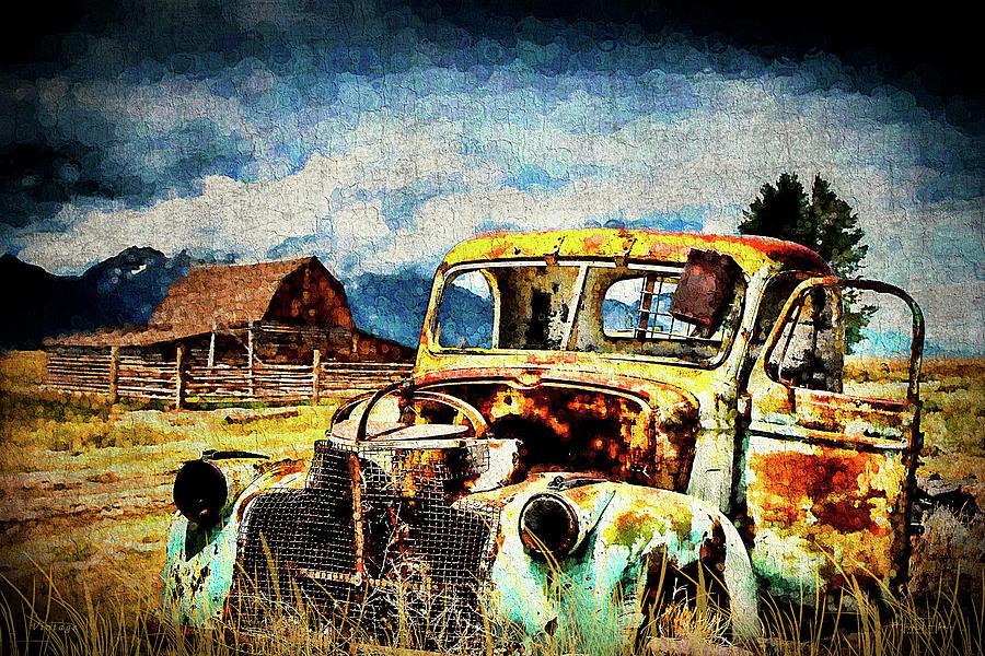 Vintage by Mark Allen
